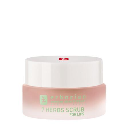 7 Herbs Lip Scrub