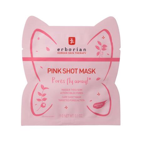 Pink Shot Mask