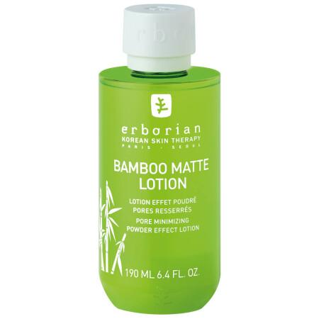 Bamboo Matte Lotion 190ml